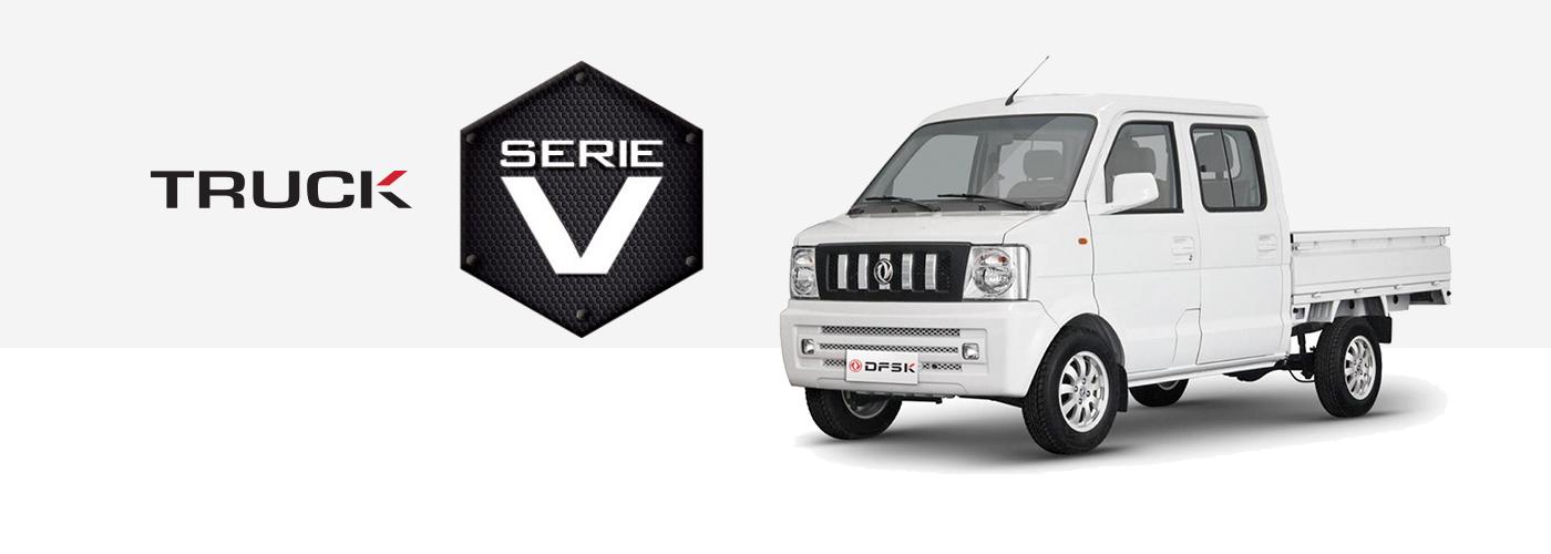 Truck Cabina Doble 1.3 Serie V