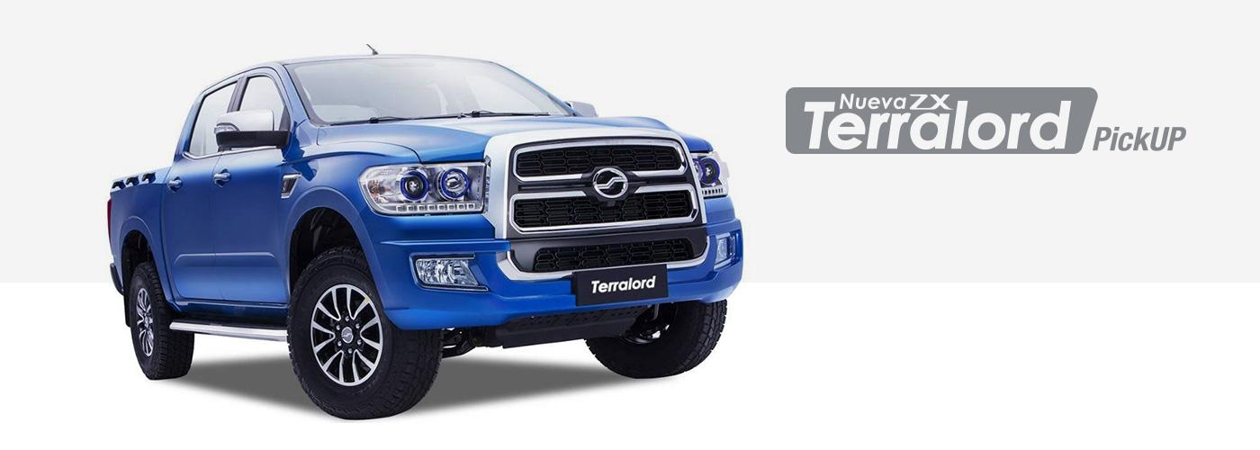 Terralord LUX PLUS Diesel 4×2 Turbo Diesel