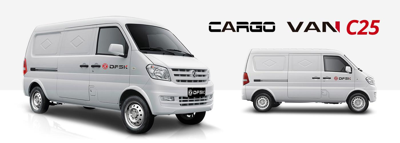 Cargo Van C25