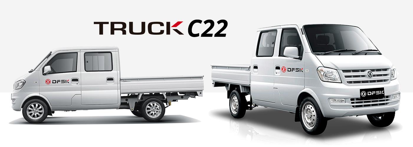 Truck Cabina Doble C22