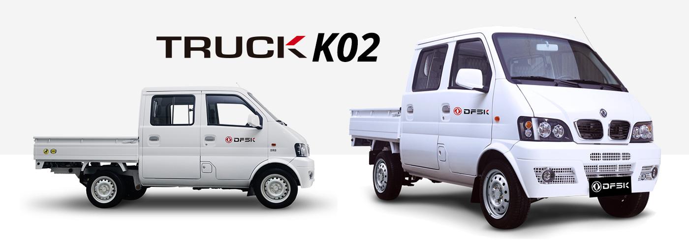Truck Cabina Doble K02