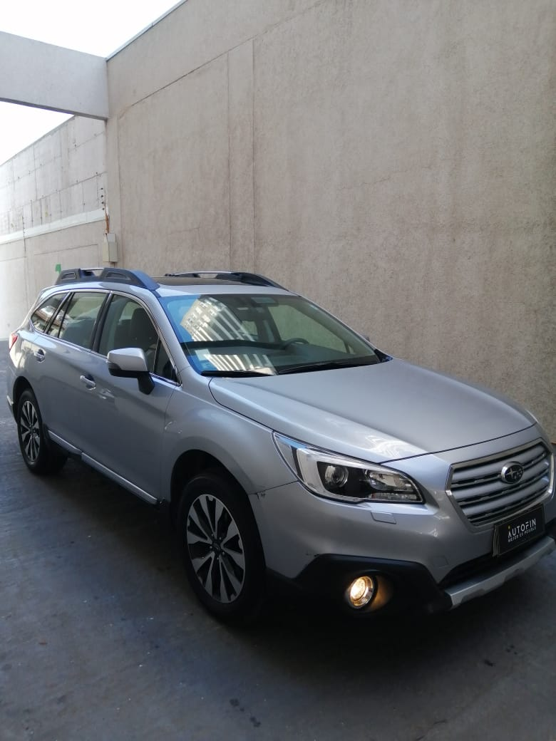 ALL NEW OUTBACK 2.5I AWD CVT LIMITED*