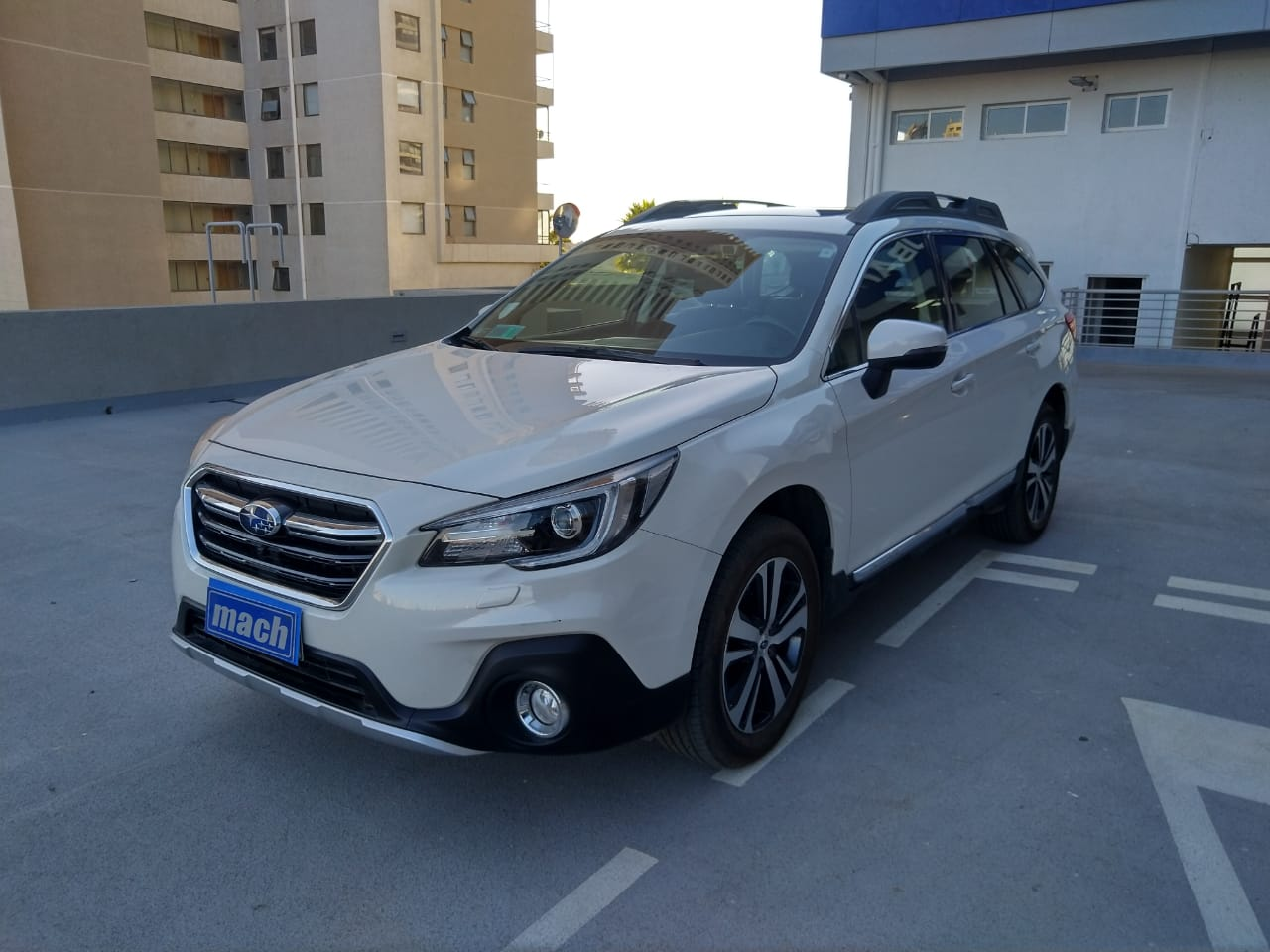 ALL NEW OUTBACK 2.5I AWD CVT LIMITED ES*